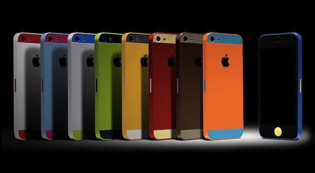 Все слухи про iPhone 5S